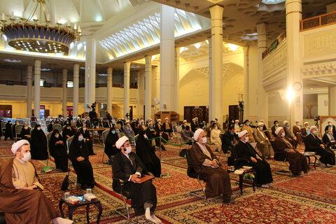 تصاویر| اختتامیه همایش منطقه ای حوزه انقلابی_حوزه منتظر در شیراز