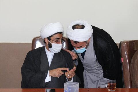 نشست شورای حوزه علمیه استان فارس با حضور آیت الله اعرافی