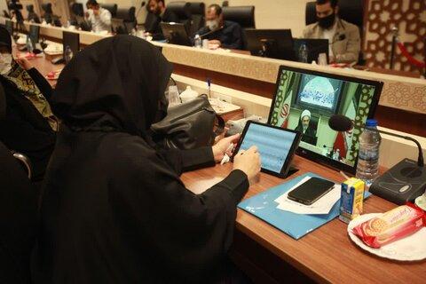 """تصاویر/ دوره تخصصی کارگاهی """"راستگرایی دینی در عرصه بین الملل و پیامدهای آن"""" در مرکز ارتباطات و بین الملل حوزه"""