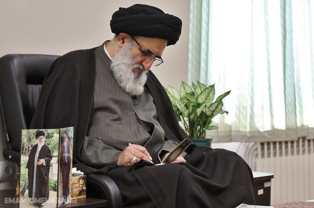 انتقاد امام جمعه کرج از دوگانگی رفتار برخی مسئولین  در مبازره با کرونا