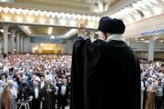 بازنشر/ صوت بیانات رهبر معظم انقلاب در دیدار طلاب غیرایرانی ۳ آبان ۸۹