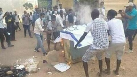 Anxious Sudanese rally to denounce normalization with Israel