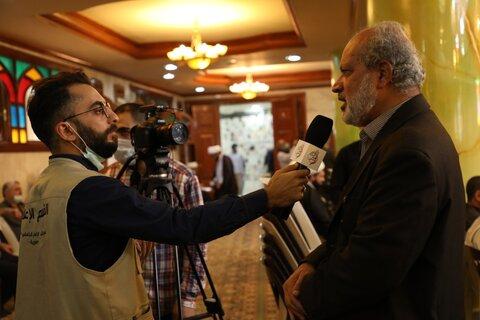 تصاویر/ مراسم تودیع و معارفه نماینده رهبر معظم انقلاب در سوریه