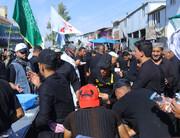 تصاویر/ حال و هوای سامراء در روز شهادت امام حسن عسکری (علیه السلام)