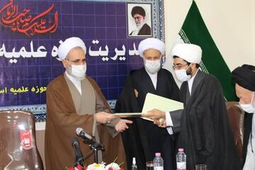 «کلانتری» و «حدائق» عضو شورای حوزه علمیه فارس شدند