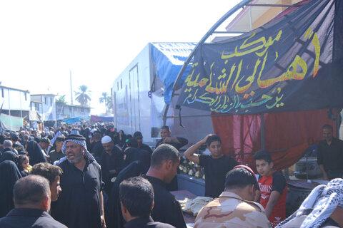 حال و هوای سامراء در روز شهادت امام حسن عسکری (علیه السلام)