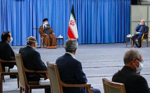 Imam Khamenei recommendation for fighting the new wave of corona