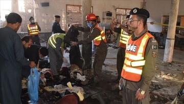 Mosque explosion kills 7 in Pakistan