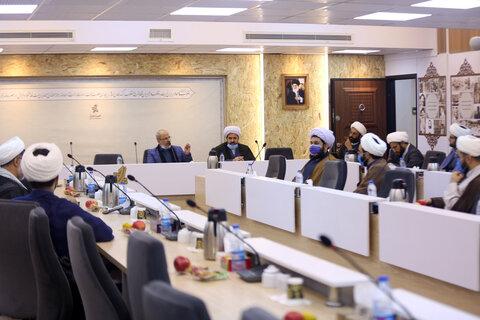 تصاویر/ نشست مسئولان بنیاد هدایت با رییس سازمان تبلیغات اسلامی