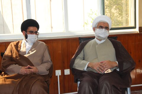 حجت الاسلام سبحانی نیا