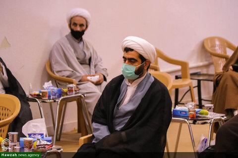 بالصور/ الاجتماع الشهري لمديري مدارس محافظة أصفهان العلمية