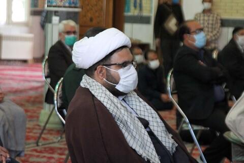 تصاویر/ تودیع و معارفه امام جمعه ازندریان