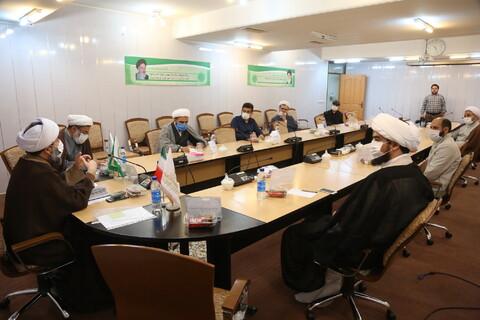 تصاویر/  سومین نشست مجمع مؤسسات فرهنگی رسانهای