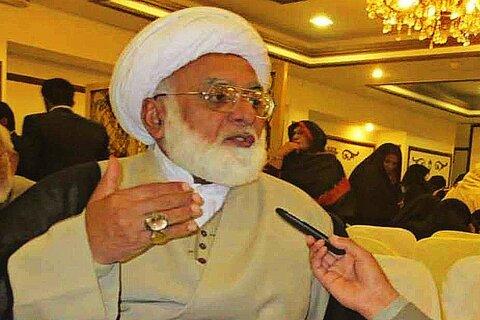 علامہ ڈاکٹر محمد حسین اکبر