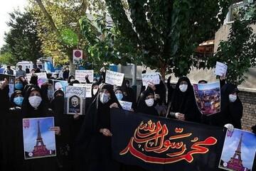 بیانیه طلاب و اساتید حوزه خواهران قزوین در محکومیت اهانت به پیامبر مهربانی