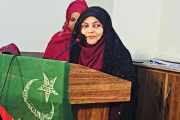 فرانسیسی صدر کی پیغمبر اکرم (ص) کے گستاخانہ خاکوں کی اشاعت پر حوصلہ افزائی، دین اسلام پر حملہ، محترمہ حنا تقوی