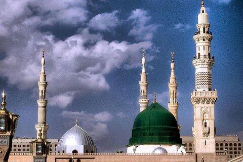 حرم پیامبر اسلام صل الله علیه وآله