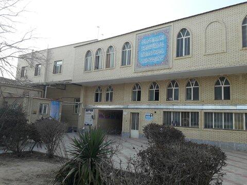 مدرسه علمیه شهرستان تاکستان قزوین