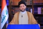 السيد عمار الحكيم ينعى علماً من أعلام أسرة آل الحكيم