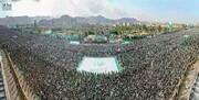 تصاویر/ حضور میلیونی یمنی ها در جشن میلاد نبی مکرم اسلام حضرت محمد مصطفی(ص)