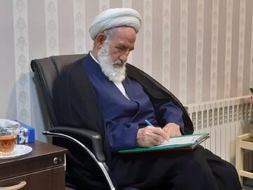 پیام تسلیت امام جمعه کاشان در پی درگذشت حجت الاسلام یگانهمرقی