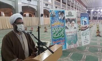 پیامبر مهربانی بنای نظام اسلامی را روی احترام و دستگیری از همدیگر قرار داد
