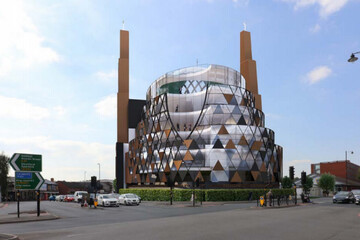 درخواست مجوز برای طرح مسجد بزرگ بیرمنگام