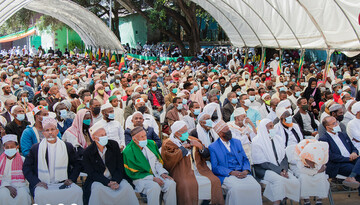 مفتی اتیوپی بر ضرورت وحدت میان مسلمانان تأکید کرد