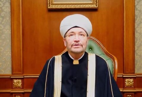 رئیس اداره دینی مسلمانان روسیه