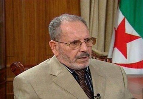 بو عبدالله غلام الله رئیس شورای اسلامی الجزایر