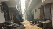 کوچ اجباری خانوادههای مسلمان در دهلی برای حفظ جان