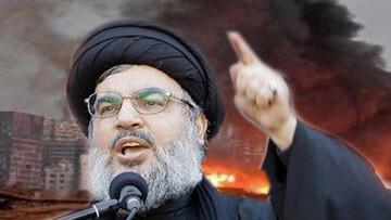 سید حزب الله پرده از خیانت غرب برداشت