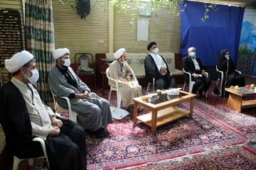 تصاویر/ بازدید اعضای فراکسیون مهدویت مجلس شورای اسلامی از مرکز تخصصی مهدویت