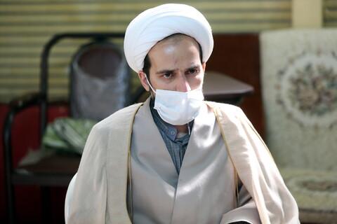 بازدید اعضای فراکسیون مهدویت مجلس شورای اسلامی از مرکز تخصصی مهدویت