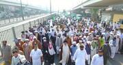 تصاویر/ راهپیمایی وحدت امت در لاهور پاکستان