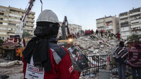 اتحادیه جهانی علمای مسلمان، زلزله در ترکیه را تسلیت گفت