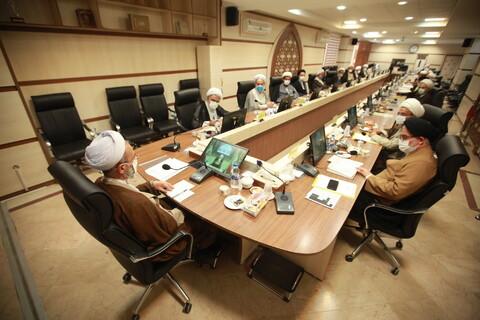 تصاویر/ جلسه اهدای احکام روسای کمیته های علمی و اعضای شورای علمی