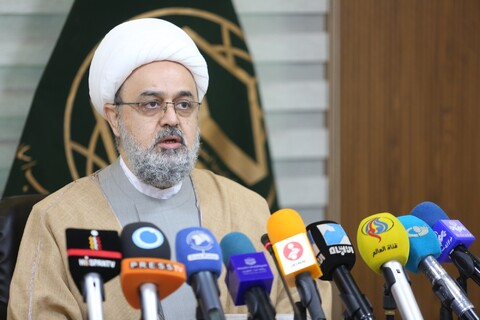 تصاویر/ حاشیههایی از سی و چهارمین کنفرانس بین المللی وحدت اسلامی