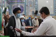 تصاویر/ دیدار دانشآموزان انقلابی با نماینده ولیفقیه در خوزستان