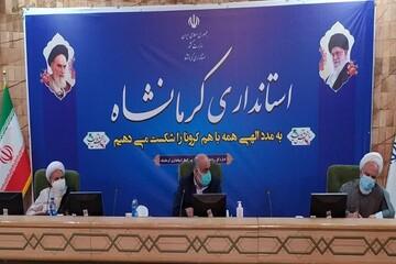 نماینده ولی فقیه در استان کرمانشاه: زحمات کادر درمان به ویژه پرستاران و پزشکان قابل تقدیر است