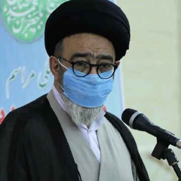 امام جمعه تبریز: آزادی خواهان جهان به ایران چشم دوخته اند