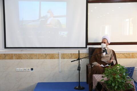 بازدید آیتالله اعرافی از مرکز مشاوره حوزههای علمیه