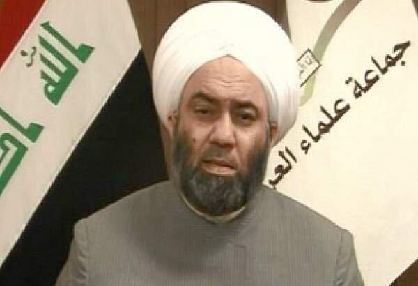 خالد الملا: آیتالله سیستانی نماد مبارزه برای توقف درگیری هستند