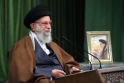 تصویر/ رہبر انقلاب اسلامی کا پیغمبر اکرم (ص) اور امام صادق (ع) کے یوم ولادت کی مناسبت سے خطاب