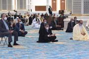 برگزاری جشن میلاد نبوی در الجزایر + تصاویر