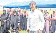 Fiji Muslims celebrate life of prophet (PBUH)