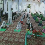 تصویر/ ہفتہ وحدت و میلادالنبی (ص) کی مناسبت سے کرگل میں خواھران کی جانب سے نعت خوانی و جشن کا انعقاد