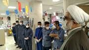 مدیر حوزه علمیه قزوین: طلاب و روحانیون جهادی آماده هرگونه همکاری با کادر درمانی اند