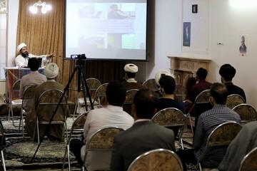 افتتاحیه دوازدهمین دوره آموزشی مؤسسه خطابه امیر بیان+صوت