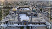 بالصور/مسجد الكوفة يعد من اقدم المساجد على وجه الارض